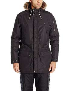 Craghoppers Men's Leven Parka Jacket, Medium, Pepper Black £36.65 (inc non-prime) @ Amazon
