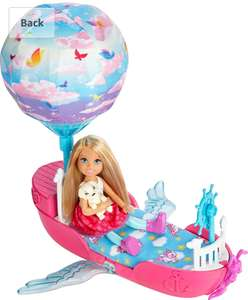 BARBIE DREAMTOPIA MAGICAL DREAMBOAT £10.49 Prime @ Amazon