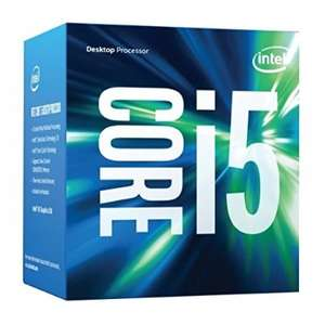 Intel i5 6th Generation 1151 - 6500 Skylake