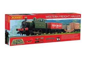 Hornby Western Freight Hauler Train £60 from £120 c&c or £2.95 delivery @george/asda