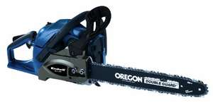 Einhell BG-PC 4040 Petrol Chainsaw with Autochoke and 40 cm Oregon Bar at Amazon for £71.29