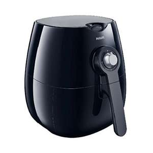 Philips HD9220/20 Healthier Oil Free Airfryer - Black £74.99 Prime (£79.74 non Prime) @ Amazon