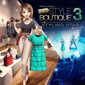New Style Boutique 3 – Styling Star (Nintendo 3DS) Demo