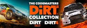 DiRT Rally and DiRT 4 £27.43 on Steam
