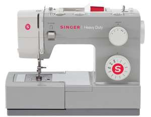 Singer Heavy Duty 4411 sewing machine. Sold and dispatched by Amazon. - £170.96