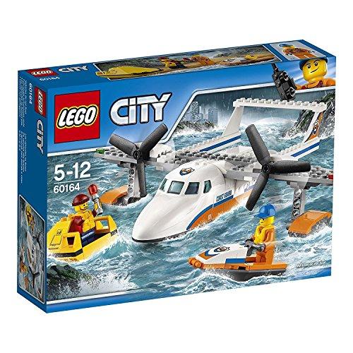 Lego Sea Rescue Plane - £5.33 (Prime) £9.32 (Non Prime) @ Amazon