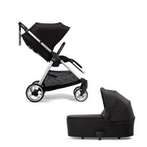 50 % off Flip XT² Pushchair & Carrycot Package - Black - £359 @ Mamas&Papas
