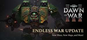 Dawn of War 3 STEAM Free to Play Weekend & 50% OFF