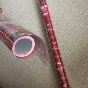 Pricing Error B&M Stores - 12m Xmas wrapping paper - £1