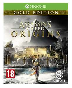 Assassins Creed Origins Gold Edition (XBOX One/PS4) - £68.99 @ Amazon