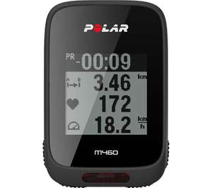 Polar M460 Bike Computer RRP £199 - £69.97 @ Currys PC World