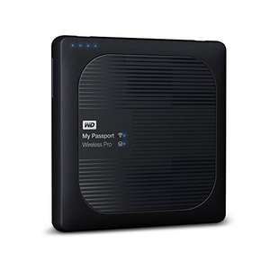 WD Passport Wireless Pro - 4TB same price as 3TB £206.47 @ Amazon