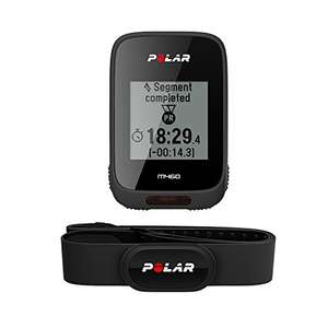 Polar M460 Bike GPS/Computer with Heart Rate Monitor £69.97 @ Amazon - Prime exclusive