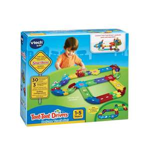 Vtech Toot Toot Drivers Deluxe Track Set - £9.99 (Prime) £14.74 (Non Prime) @ Amazon