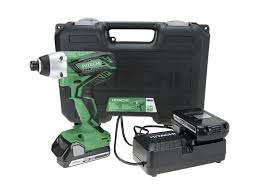 Hitachi 18v Li-ion Impact Driver £119.99 @ ITs