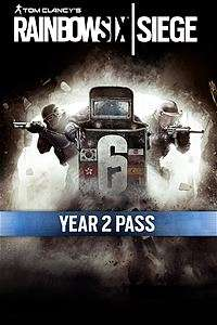 [uPlay] Tom Clancy's Rainbow Six Siege Year 2 Pass - £12.14 (£10.79 with 100 Ubi Points) - UbiStore