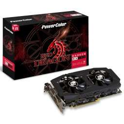 Radeon RX 580 Red Dragon V2 8192MB £239.99 / 248.89 delivered @ Overclockers