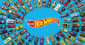 Hot Wheels single cars just £1.11 @ Waitrose instore