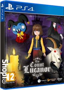 The Count Lucanor (PS4) £13.85 Delivered (Preorder) @ Shopto