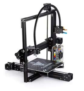 Tevo Tarantula 3D Printer Kit  -  EU PLUG  BLACK £134.48 Delivered with code @ Gearbest