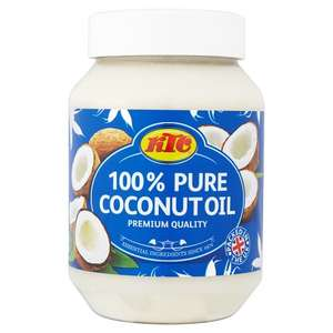 Ktc Coconut Oil 500Ml - £1.75 - Tesco