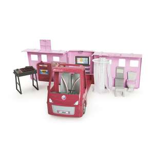 Wilko Play Mobile Home with Accessories, was £30 - Now £15 @ Wilko