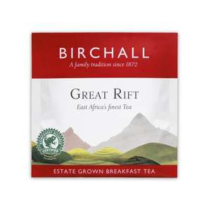 Free Three Birchall Tea Samples