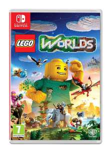 Lego Worlds on Nintendo Switch £17.85 @ Simply games