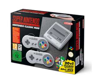Snes Mini £79.99 at Game