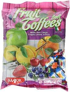 Linking Major Line Fruit Toffees 450g £1.09 @ Amazon - Add on item