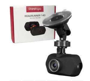 "Prestigio Roadrunner 140 Car Dash Camera HD 1080p DVR 1.5"" LCD Screen £23.39 @ 7dayshop"