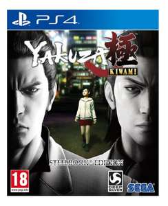 YAKUZA KIWAMI [PS4] 19.75 @ TheGameCollection