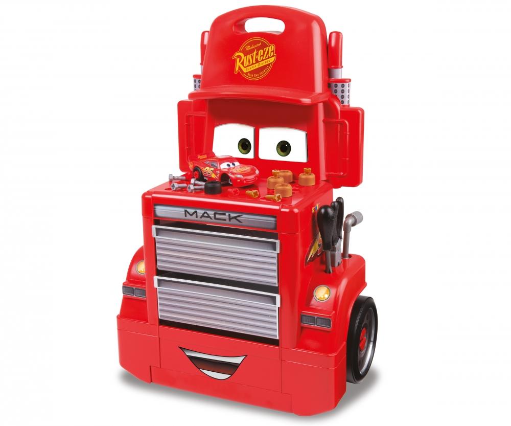 Cars Mack truck trolley £29.99 in b&m