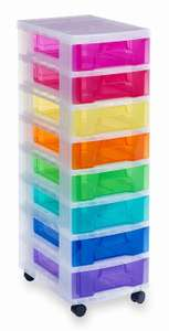 Really Useful 8x7-Litres Tower Drawers  RUP63346 £29.99 @ Amazon