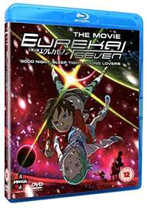 Eureka Seven The Movie (Anime Blu-ray) £4.39 delivered @ Base