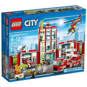 Lego fire station @Tesco direct. 47.99