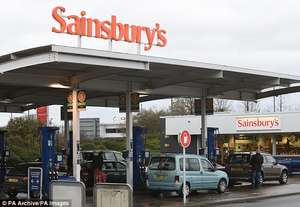 Petrol for 107.7p per litre in Leigh, Greater Manchester @ Sainsbury's and Morrisons