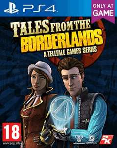 Tales From The Borderlands (PS4) £3 delivered @ Game