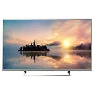 Sony Bravia KD55XE7073 4K HDR Smart TV with 5 Year Breakdown Cover  £599.00  Amazon