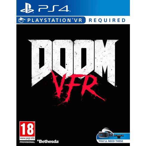 DOOM VFR - PS4 Preorder £14 delivered @ Tesco Direct