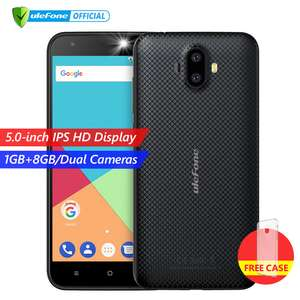 Ulefone S7 Dual Rear Cameras 3G (1GB/8GB) mobile PreOrder £30.91 @ Ali Express Store: Ulefone Official Store
