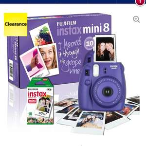 Instax Polaroid camera - £33.97 @ Curry's