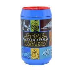 Star Wars Retro Can Tumbler only 85p delivered with code 15TODAY @ The Internet Gift Store