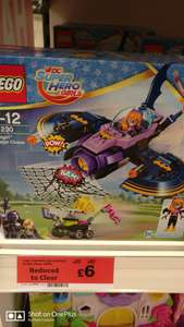 Lego DC Heroes Batgirl Batjet Chase set 41230 - £6 instore down from £20 @ Sainsbury's (Swansea)