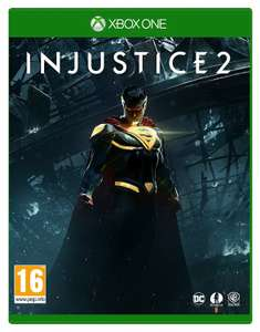 Injustice 2 Xbox one £21.70 @ Amazon