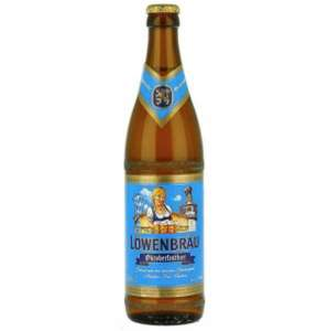 Lowenbrau  Oktoberfest 6% malt beer instore at Morrisons Blackburn reduced to clear
