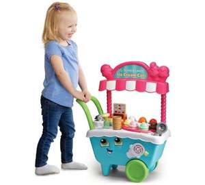 Leapfrog Ice Cream cart. £5 off and in stock at Argos for £34.99
