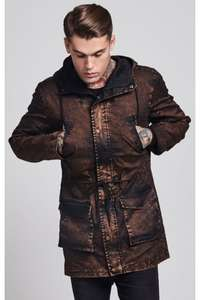 Illusive London rustic Parka £21.25 (+ £3.50 Del) @ Illusive London