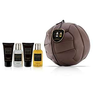 Baylis & Harding Black Pepper and Ginseng Football Wash Bag £4.08 @ Prime Amazon Pantry