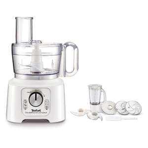 Tefal Double Force Compact 2 Food Processor - White. was £99.99 now £59.99 argos